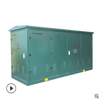 厂家专注 10KV电缆分接箱 箱式开闭所 DFW带开关电缆分支箱
