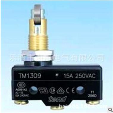 供应 TEND 天得TM系列 微动开关 TM-1308(图) 品质保证