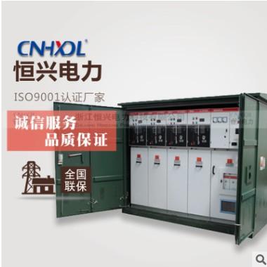 电缆分支箱DFW-10KV户外高压带负荷开关型开闭所一二进一二三四出