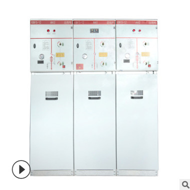 厂家生产HXGN15-12高压开关柜 SF6充气环网柜 计量补偿柜