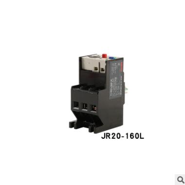 德力西热过载继电器JR20-160L/85-115A 100-130A 130-170A 74-98A