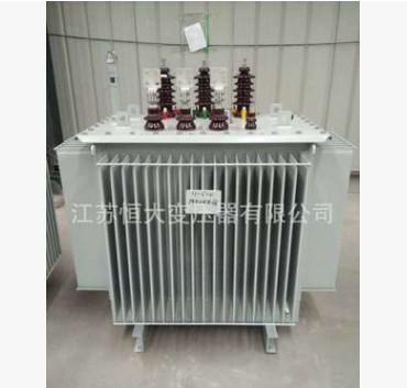 S11油浸式电力变压器 500KVA电力变压器 厂家直销 省标变压器价格