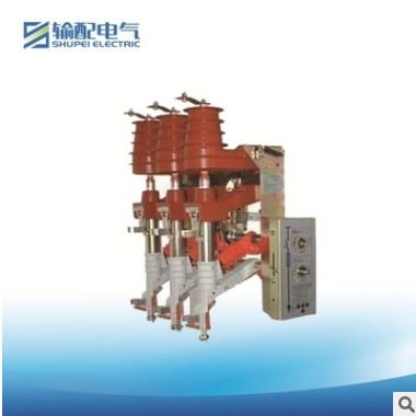 ISARC2-12 压气式负荷开关 带熔座带接地侧装上进线右操