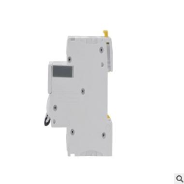 施耐德断路器 空气开关 家用E9空开总开关2P 10A-63A带漏电保护器