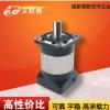厂家直销高精密伺服行星齿轮减速机60步进电机专用蜗轮蜗杆减速机