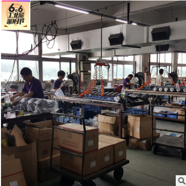 福建输送线用台湾万鑫120W小型减速电机5IK120RGN定调速齿轮马达