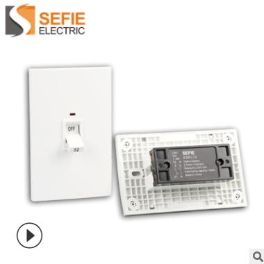 微型断路器 NT-50-2真空漏电保护器 家用空气开关 小型断路器批发