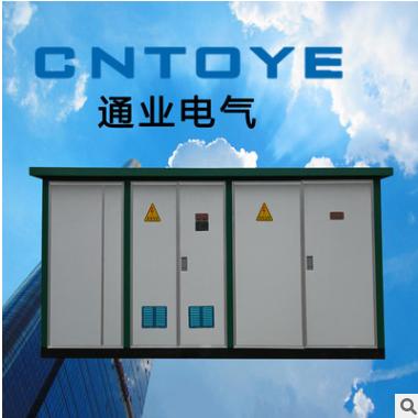 箱变 户外景区变电站 箱式变压器 各种型号 可加工 可定做