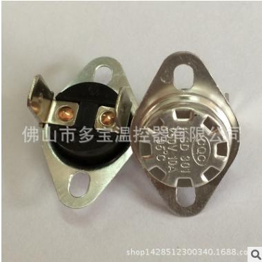 【做工精良】专业生产供应KSD301机械式电木温控器开关