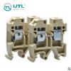UTL尤提乐JUT2-10工业配电接线端子 UL认证导轨螺钉式接线端子排