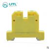 UTL尤提乐JUT2-10PE 螺钉式导轨接地端子 自动化冲压式接地端子