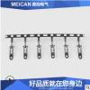 厂家直销DJ611-2.8连带连绕端子 2.8插片