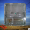 单相三3户透明塑料盖电表箱电度表箱机械电子式监控配电箱弱电箱