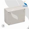 厂家直销115*90*60mm压铸铝光伏接线盒 户外机场用防水光伏接线盒