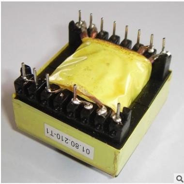 厂家直销 电源变压器 银湖EC4045高频变压器 单相开关电源变压器