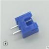 XH2.54MM 连接器XH-2A 白色直针插座2.54耐高温 2.54彩色接插件