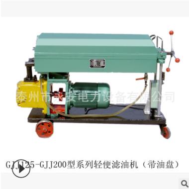 供应GJJ-125型防爆板框过滤机 防爆板框滤油机滤油纸