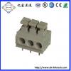 F51-11-5.0 间距5.0mm 弹簧式PCB接线端子/按压免螺丝式端子线路