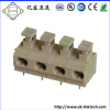 F51-12-7.5 间距7.5mm 按压免螺丝式端子线路 弹簧式PCB接线端子