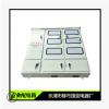 透明不锈钢电表箱计量箱 住户明装控制箱开关 不锈钢电表箱暗装