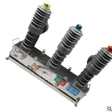 户外高压真空断路器10KV柱上智能带隔离开关ZW32-12FG630A看门狗