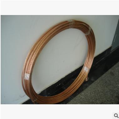 截面积为35.94,导电率为19.63的铜包钢绞线