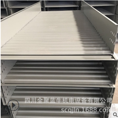 厂家直销 镀锌 加强型 电缆桥架 钢制 槽式 梯式大跨距 定制 加工