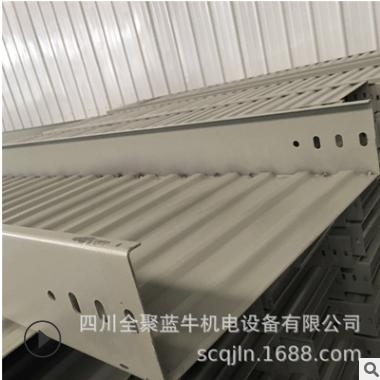 厂家直销新型 喷塑防火电缆桥架 钢制 槽式 梯式 大跨距定制 加工