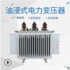 厂家生产 油变 油浸式变压器 电力变压器 三相油浸式