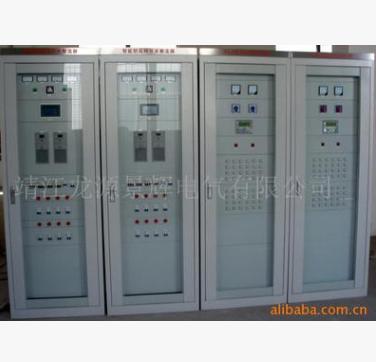 PLC控制中央信号及直流屏