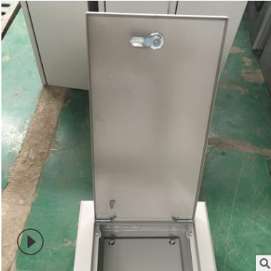 济南厂家专业生产定做低压配电箱体电气成套设备非标加工激光开孔