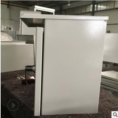 济南厂家专业生产定做普通明装挂墙防雨单层门箱体 价格优惠