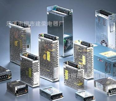 现货销售 全新明纬 T-100A -5V三组输出开关电源LED电源