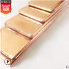 LD-505镀铜圆钢铜包钢接地棒接地材料国标50*5mm批发定制