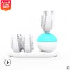 360°智能电动懒人牙刷创意全自动声波牙刷清洁包裹式U型牙刷爆款