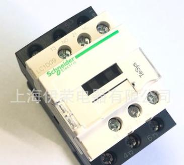 [原装正品] 施耐德LC1D09...C交流接触器24.36.48.110.220.380V