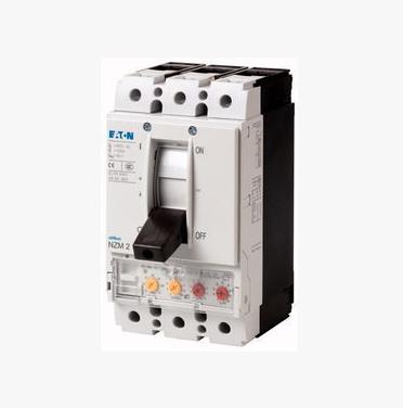 Eaton伊顿NZMN2-VE100固定式3极塑壳断路器100-250A 50ka