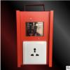 三孔插座 小型工业电箱