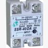 供应双向固态继电器SSR-40DA固态继电器10A25A40A60A80A100A