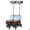 GJ6110B山洪水利灾害应急照明设备全方位自动升降移动照明工作灯