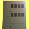 三开门电表箱 配电箱 厂家定做插卡表箱暗4户6户8户10户12户15户