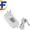 厂家直销美规12V3A电36W路由器LED灯带通讯设备白色电源适配器