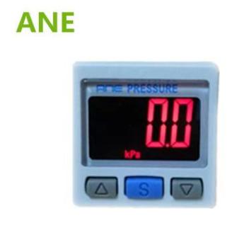 厂家直销数显压力开关电子式真空表气压检测信号IZSE30AF特价批发