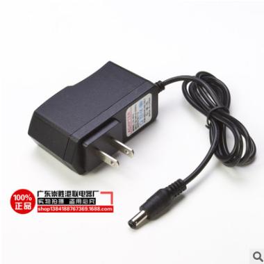 厂家直销 9V1A电源适配器 9v600MA-1A通用 带IC方案 质检过关