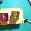 数显指示灯电压电流频率表三显表