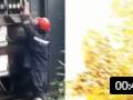 太突然!实拍:俄罗斯一工人修理变压器时发生爆炸 现场火光四溅 (142播放)