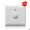 按键86触摸延时开关 轻触智能楼道开关 LED触摸轻触开关新款包邮