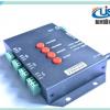 T-4000TTL级联led全彩外控控制器 SD卡编程幻彩控制器 全彩控制器