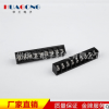 接线端子 排 HB-9500 9排9位9P 栅栏式 直流稳压电源 间距 9.5mm