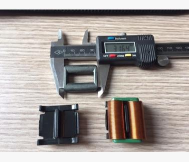 SQ2631方形磁芯扁线共模电感